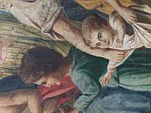 Икона Благословение детей  19 век, фото 2