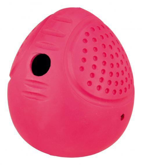 Trixie ТХ-34947 яйцо для лакомств Roly Poly-игрушка для собак 8 см