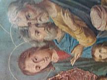 Икона Благословение детей  19 век, фото 3