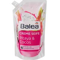 Жидкое мыло кокос (Запаска) Balea Creme Seife Pitaya & Cocos , 500 ml