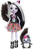Лялька Enchantimals Седж Скунси, фото 6