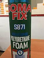 Пена монтажная SOMA FIX  ручная 750 мл (зима) s871