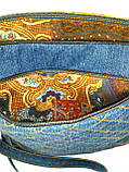 Джинсовая сумочка Прогулка, фото 3