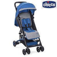 Детская прогулочная коляска Chicco Miinimo, Синий