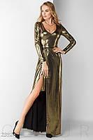 Смелое вечернее платье  L XL