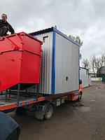 Модульная котельная 40 кВт с автоматической подачей