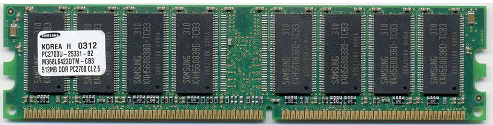 Память DDR 512Mb PC-2700 333MHz Оригинал INTEL+AMD Samsung, Hynix, Micron, ProMOS, Kingston и др.