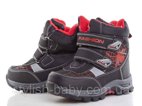 Детская обувь оптом. Детская зимняя обувь бренда СВТ.Т для мальчиков (рр. с 27 по 32), фото 2