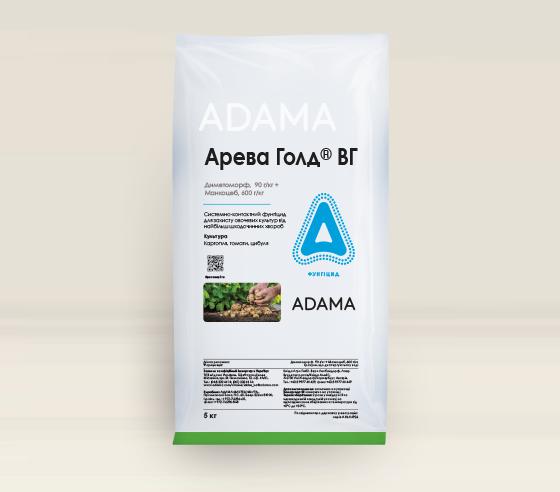 Фунгицид Арева Голд в.г. ADAMA - 5 кг