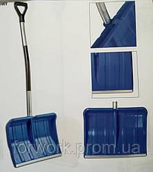 Лопата пластиковая для снега. Maan
