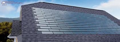 Чи можливо використати сонячні батареї, як покрівлю для будинку