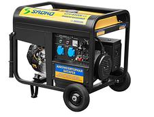 Генератор тока Sadko GPS - 8500E ATS