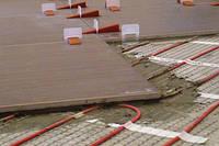 Нагревательные маты  на основе двожильного кабеля Nexans MILLIMAT/150  450W 2,5 m 2