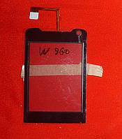Сенсор / Тачскрин Sony Ericsson W960