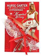 Подвязка медсестры + шприц