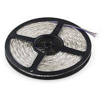 Гибкая светодиодная лента 300 SMD 5630, 5м, 12V, 8мм*2,7мм, влагостойкая, белая