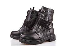 Зимние ботинки для девочки YTOP, размер 31