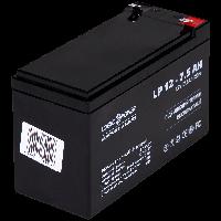 Свинцово-кислотный аккумулятор батарея LogicPower AGM LP 12v - 7,4 AH