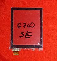 Сенсор / Тачскрин Sony Ericsson G700