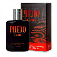 Духи с феромонами мужские PHERO MASTER for men, 50 ml
