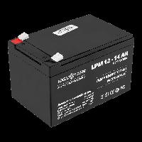Свинцово-кислотный аккумулятор батарея LogicPower AGM LPM 12 - 14 AH