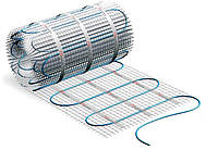 Нагревательные маты  на основе двожильного кабеля Nexans MILLIMAT/150  1500W 10,0 m 2