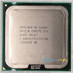Core2Duo E6850 3.0 GHz/4M/1333MHz
