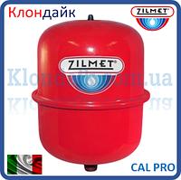 Расширительный бак отопление 8 л. Zilmet CAL-PRO (Италия)