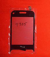 Сенсор / Тачскрин LG T325 T320 для телефона