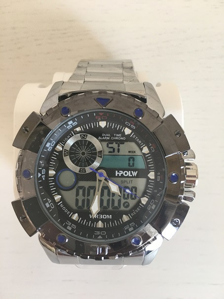Часы I-Polw FS629 Bl