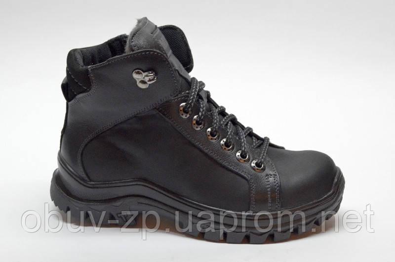 Зимние подростковые ботинки Мида 3466 - Интернет-магазин обуви