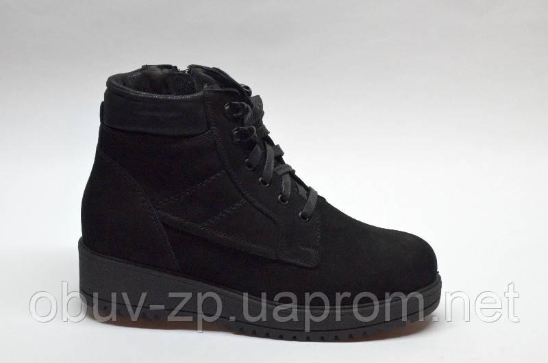 956468608 Женские зимние ботинки Мида 24670 - Интернет-магазин обуви