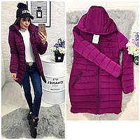 Куртка зима, арт. 212, марсала