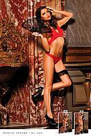 Комплект Red Lace Bikini Set, фото 1