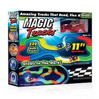 Гоночный Трек MAGIC Tracks Меджик Трекс 220 деталей