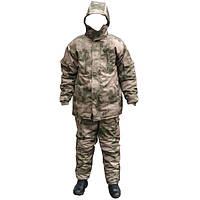 Камуфляжный зимний костюм A-TACS водоотталкивающий