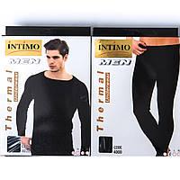 Турецкий комплект термо мужской: кофта и кальсоны Intimo 4020_4000