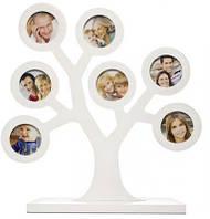 """Pearhead Рамочка для фото """"Мое родовое дерево"""" (белая) (P62111)"""