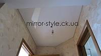 Натяжной потолок в коридоре, натяжные потолки Черкассы цены.