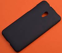 Чехол силиконовый для HTC Desire 700 black