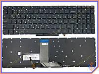 Клавиатура LENOVO YOGA 500-15IBD ( RU Black, с подсветкой) . Оригинальная. Русская раскладка.