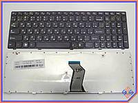 Клавиатура LENOVO IdeaPad Z580A ( RU Black ) Русская раскладка. Цвет Черный.