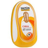 Губка для чистки обуви «Salton» с дозатором. Бесцветная