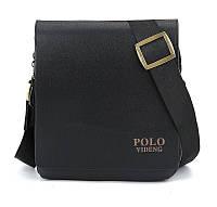 Мужская сумка Polo Videng Elite. Большой Размер