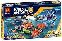 Конструктор Bela 10593 Нексо Найтс Уничтожитель камней Аарона (аналог Lego Nexo Knights 70358)