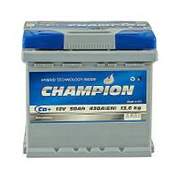 Аккумулятор 50 Ah, 12V Champion  (1)