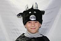 Детский новогодний карнавальный костюм чертика