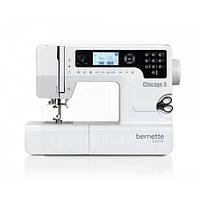 Компьютеризированная швейная машина Bernina Bernette Chicago 5