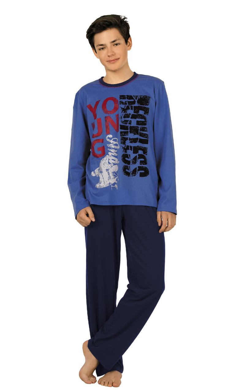 Підліткова піжама для хлопчика Wadima 60444