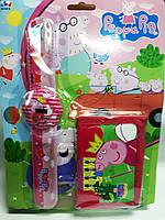 Набор детский подарочный Peppa Pig